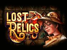 Игровой автомат Lost Relics